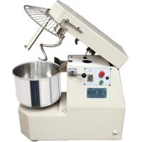 30L / 12.5KG Heads-up Sprial Dough Mixer Two Motors Single Speed Food Processing Equipments Manufactures