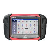 Buy cheap CAR FANS C800 Diesel & Gasoline Vehicle Diagnostic Scan Tool for Commercial Vehicle from wholesalers