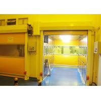 3 Modulars Air Shower Room Tunnel , Large Goods Air Showers For Clean Rooms Manufactures