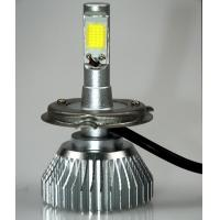 Small Size Led Car Headlights Bulb H4 Socket Type Aluminum Materials Manufactures
