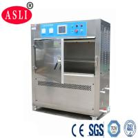 Durable Accelerated Weathering Aging Test Chamber / UV Light Simulation Test Machine Manufactures
