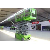 Mobile Hydraulic 14m Aerial Self Propelled Scissor Lift Manufactures