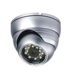 Infrared Metal Dome CCTV Camera -Night Vision (JS-415P-J) Manufactures