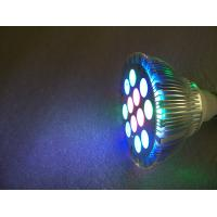Epistar led chip RGB led PAR38 light E27 base Manufactures