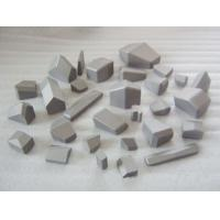 China Unground Surface Tungsten Carbide Tool Inserts Tunnel Boring Machine Usage on sale