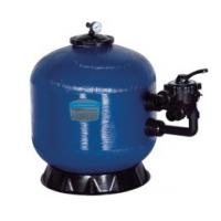 Swimming Pool Side Mount Plastic Body + Fiberglass Outer Sand Filters Manufactures