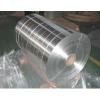 Alloy Aluminum Strip Roll Thickness 0.2-0.4mm For GLS Lamps / Tube Lights Manufactures
