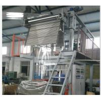 Thermal Shrinkage PVC Film Blowing Machine High Output 70-80kg/H SJ65×29-Sm1200 Manufactures