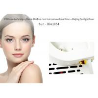 High Power Mobile Laser Hair Removal Machine , Laser Skin Tightening Machine With Cooling Manufactures