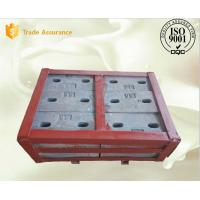 White Iron Sand Casting Parts Plates Grinding Media HRC55 For Mining Industry Manufactures