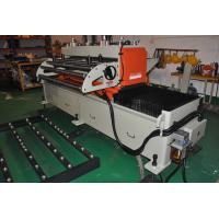 Quality Automatic Feeding Zig Zag Feeder , 30 m / min Migration Speed Servo Roll Feeder for sale