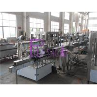 China Drink Processing Manual Bottle Labeling Machine For Bottles , Shrinking Tunnel on sale