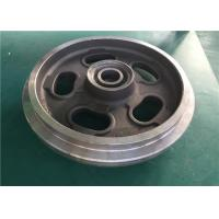 Auto Alloy Steel Wheel Castings Produced By Presion Investment Casting Process Manufactures