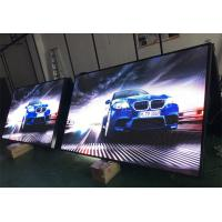 SMD Front Access LED Display / P10 Outdoor LED Display Dimension Customized Manufactures