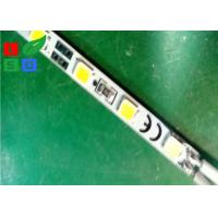 Quality 4mm Width LED Rigid Bar Lights , White Color Rigid LED Lights For Slim Light Box for sale