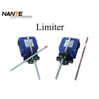 Double Poles Blue Cross Limiter Made By Galvanized Steel Used For Industrial Work Manufactures