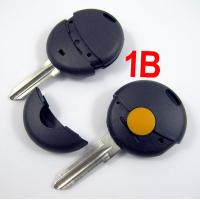Mercedes Benz Smart Remote Key Shell, 1 Button Car Key Blanks For Benz Manufactures