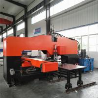 China Heavy Duty Special CNC Punching Machine For 6-30 mm Thick Plate Hole Punching on sale