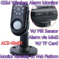 Home Intelligent GSM Wireless Photo MMS Alarm Camera Monitor W/ PIR Theft Burglar Detect Manufactures