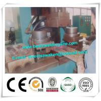 Small Tube Squeezing Machine Membrane Panel Welding Machine For Boiler Pipe Manufactures