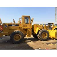 2006 CAT 966D front wheel loader,used Caterpillar loader for sale price low Manufactures