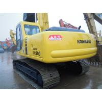 Komatsu pc200 excavator pc200-6 Japan 2003, also pc200-7/-8 for sale Manufactures