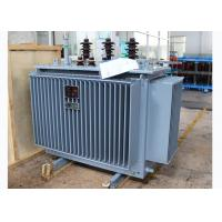 125KVA oil immersed power transformer for power distribution with 11kv step down to 400v Manufactures