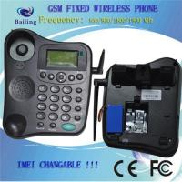 GSM Fixed wireless phone IMEI changable Manufactures
