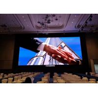1.923mm Indoor Video Wall Screens  Inner Curved With True Black LED Lamp Manufactures