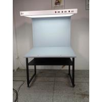 D65 D50 CWF Color Viewing Station Light Box 45 Degree CC120-A Three Light Sources Manufactures