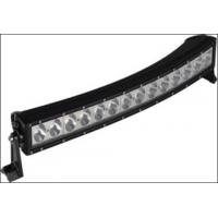 black 30 Inch Curve LED light bar 140W Automotive Led Light Bar Manufactures