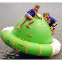 0.9 Mm PVC Tarpaulin Combos Units Inflatable Water Toys For Competition Game Manufactures