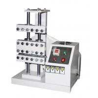 ASTM-D813 Aggregate Testing Equipment 300cpm For Rubber Manufactures