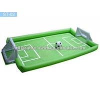 Quality Durable School Inflatable Sports Games , Soccer Arena / Football Pitch for sale