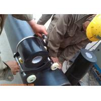 Black Color Anti Corrosion Coatings Gas Pipe Wrapping Tape 1 Year Guarantee Manufactures