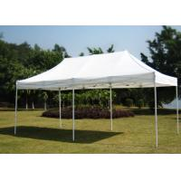 Folding Waterproof Pop Up Gazebo 3x6 600D Oxford Fabric Waterproof For Party Manufactures