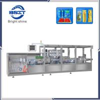 Plastic Ampoule Washing Lotion Forming Filling Sealing Machine for Hotel Cleaning Use Manufactures