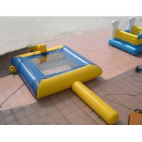 PVC Tarpaulin Inflatable Water Games For Children , Roller Manufactures