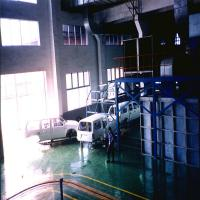 Line Painting Machine Automobile Painting Booth / Baking Room / Drying Oven Manufactures