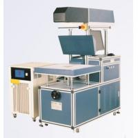 China 3 Axes Dynamic Focus CNC Laser Marking Machine For Nonmetal Material on sale