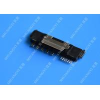 Lightweight SMT 22 Pin Power Supply SATA Connector With LCP Housing Manufactures