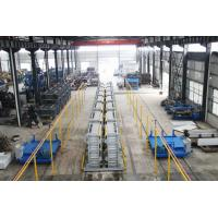 Full Automatic EPS Sandwich Panel Production Line Hight Output And Low Input Manufactures