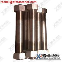 China hollow threaded rod 254SMO on sale