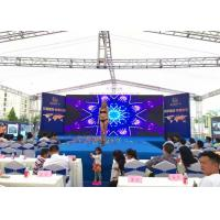 HD Full Color Outdoor LED Screen Rental, P4 Movie TV LED Video Wall Panels Manufactures
