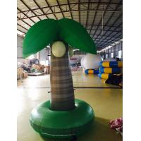 Coconut Tree Inflatable Advertising Products For Party / Beach Decoration Manufactures