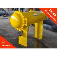 BOCIN High Pressure Natural Gas Filter Separator For Liquid Water - Gas Separating Manufactures