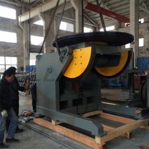 Pipe Tube Flange Elbow Tilt Welding Positioner Machine 10Ton Tilting Capacity Manufactures