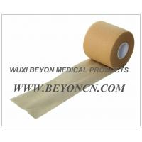 No Adhesive Porous Flesh Color Foam Underwrap for Sports Pre Wrap / Gold Athletic Tape Manufactures