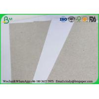 Sheet Packing White Coated Duplex Board Grey Back 230g 250g For Gift Box Manufactures