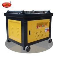 Hot Selling Construction Equipment GT50 Electric Rebar Bender Machine Manufactures